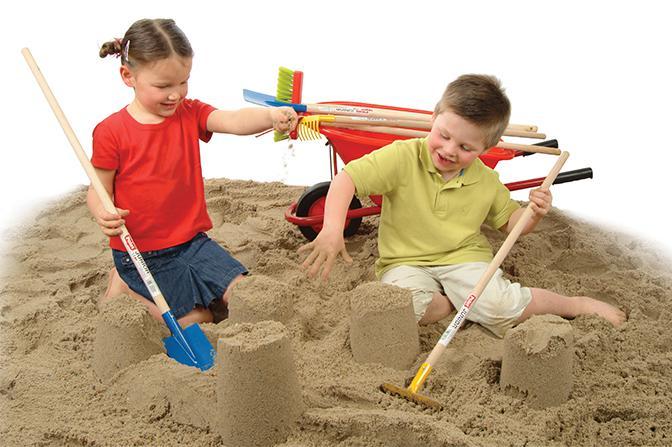 Junior Tools: gereedschappen op maat voor jonge tuiniers.
